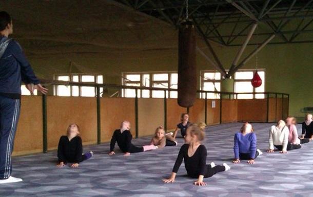Перша ластівка: гурток художньої гімнастики у Вишгороді