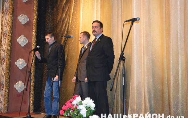 В Днепропетровске 500 детишек из малообеспеченных семей посетили праздник в день