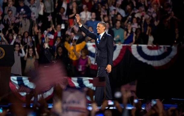 Переможна промова Барака Обами після переобрання на другий термін