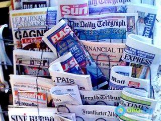 Обзор западной прессы (по выборам в Украине)