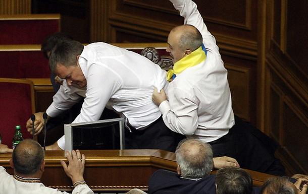 А ви пройшли до парламенту?