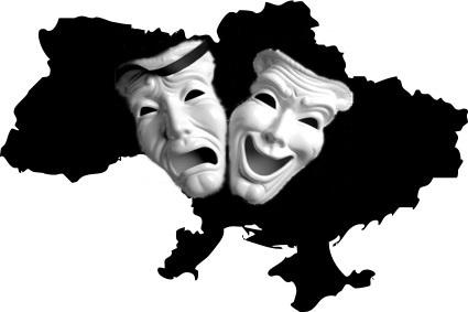 """Політичне некрофільство або вистава """"Вибори 2012"""""""