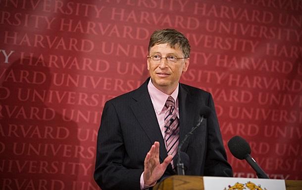 Білл Гейтс - промова на випускній церемонії в Гарварді (2007)
