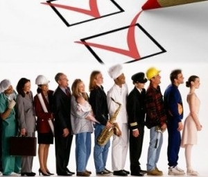 Работа и политика