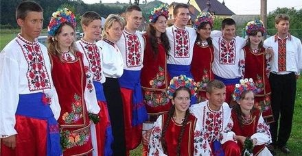 Дорожная карта Подкарпатских русинов, коренных народов и национальных меньшинств
