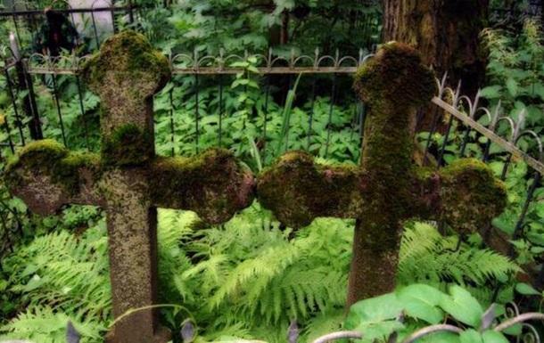 Могилы предков
