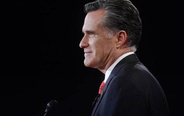 Буйный Митт Ромни обьявил нам и России войну.