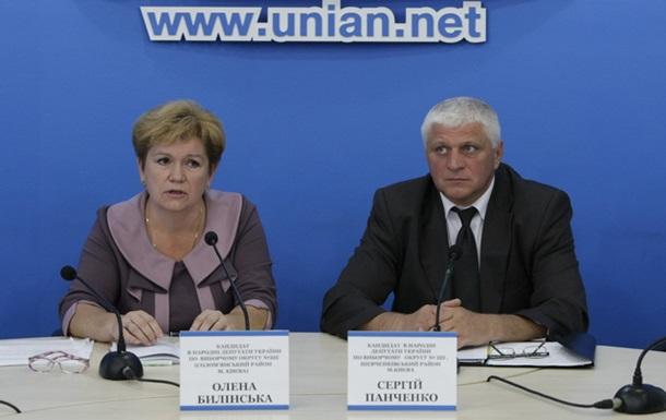 Концепція Територіальної Платформи України.