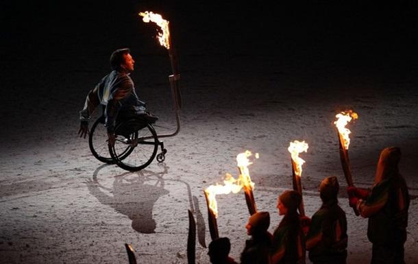 Паралимпийские герои