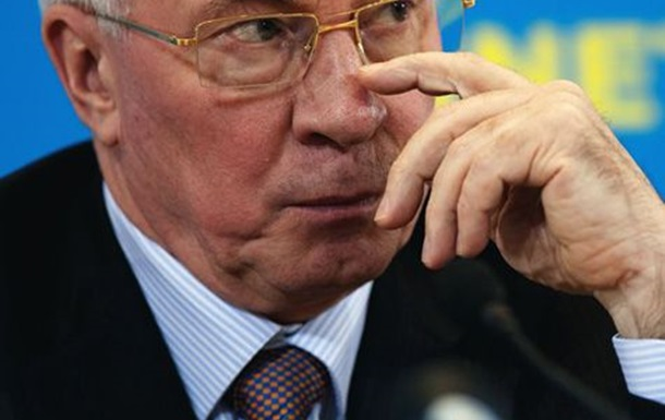 За обещания Азарова снова будут платить украинцы