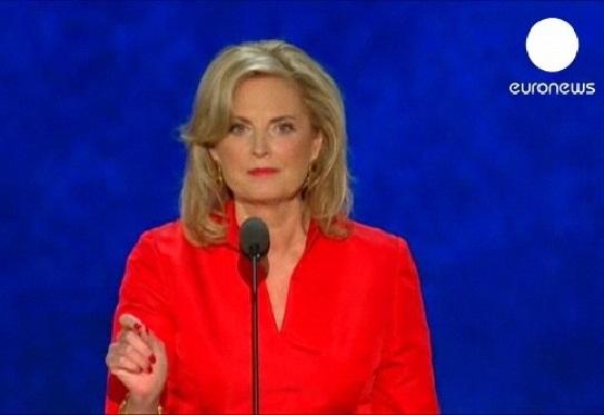 Жена Митта Ромни