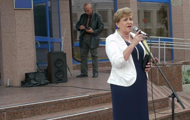Кандидат в нардепи Людмила Дригало заявила про підпал свого підпримства
