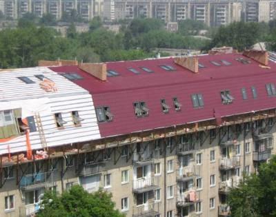 ВЕРНИТЕ КАРЛСОНУ ЧЕРДАК! О борьбе с надстройкой мансард над киевскими домами.