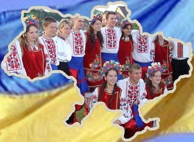 Даешь украинцев как титульную нацию!
