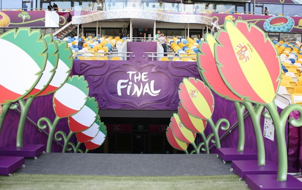 Дневник Евро 2012. Испания и Италия