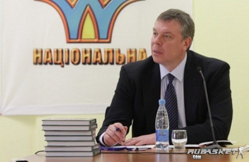 Александр Волков: От Евро-2012 к Евробаскету-2015