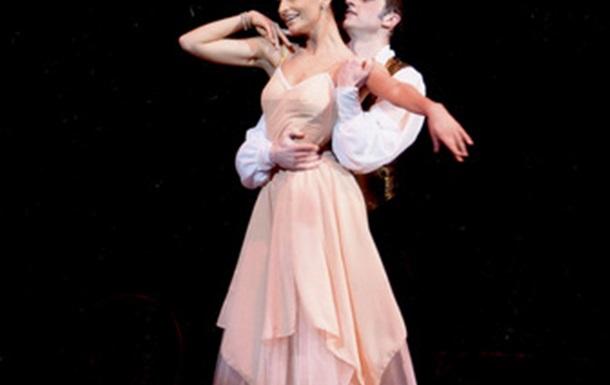 Знаменитый спектакль  Венский бал  на сцене Национальной опере Украины