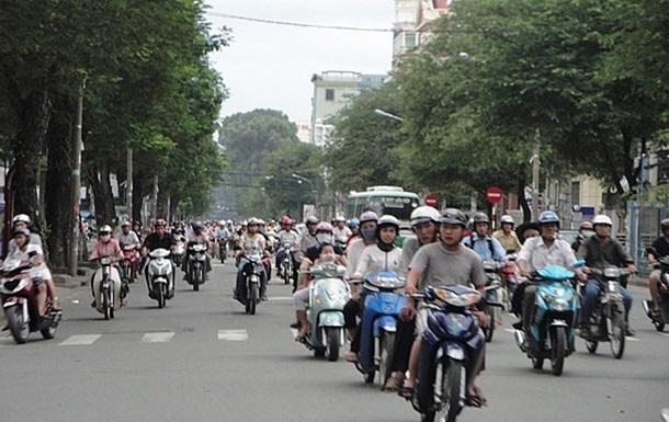 Мотоцикл и менталитет. Азиатский опыт