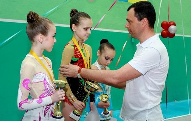 Ігор Зубко: «У юних подільських гімнасток велике спортивне майбутнє»