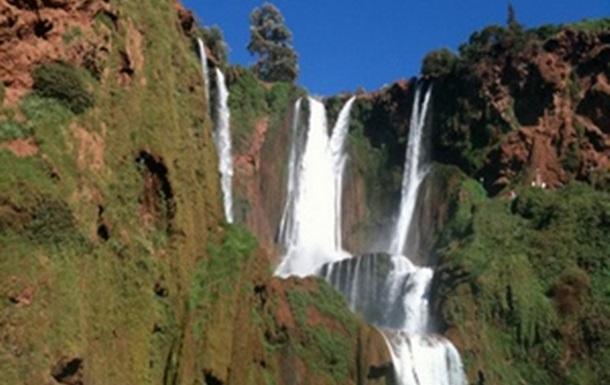 Майские приключения или как я съездила в Марокко.