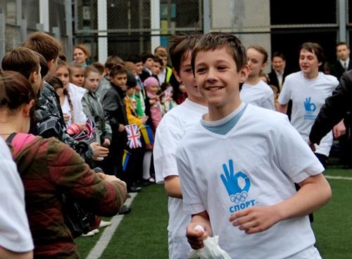 Лондонська Олімпіада: залишилось 100 днів