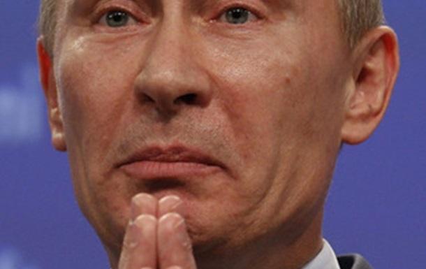 Последняя осечка Путина