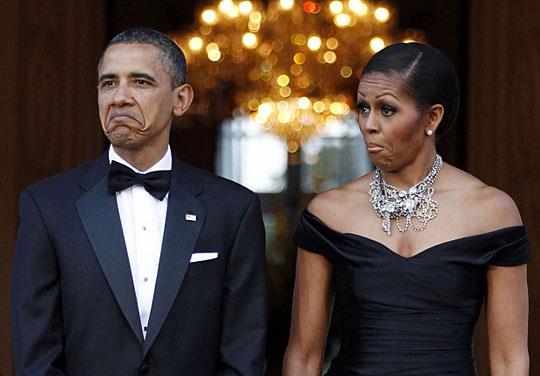 Шок: Обама отказался посетить инаугурацию Путина!