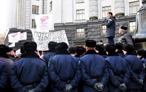 Беру під контроль звернення чорнобильців  до Європейського суду з прав людини