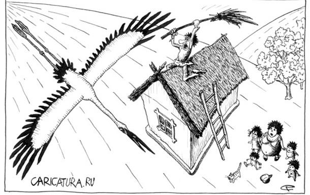 Лелека: етноеротика тотемного птаха