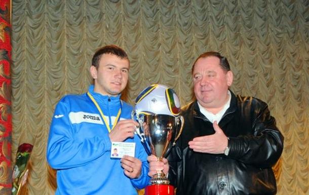 Засідання Федерації футболу Києво-Святошинскього району