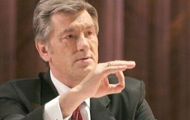 Ющенко и технология тухлой рыбы