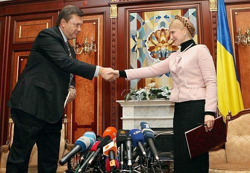 Янукович хоче зустрічатися з Тимошенко
