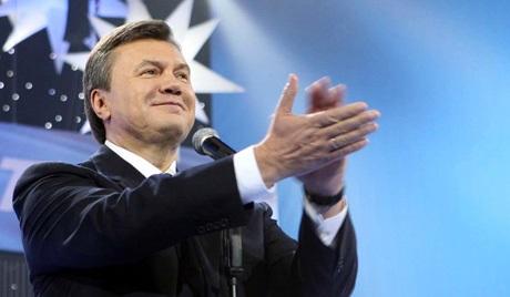 Обещания Януковича. Слова к выдуманному народу