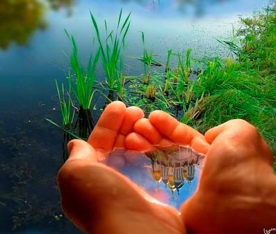 Вода вода вода кругом вода вода вода шумит вода