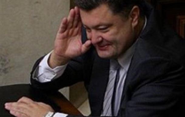 Петра Порошенка просять на Мінекономрозвитку,справи з економікою дійсно критичні