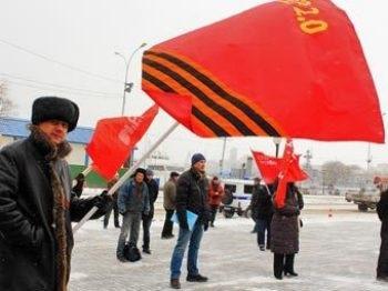 Митинги 23 февраля на Дальнем Востоке оказались немногочисленными