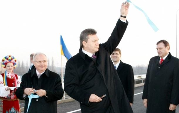 Выступление Януковича. Партизанская война с льготниками