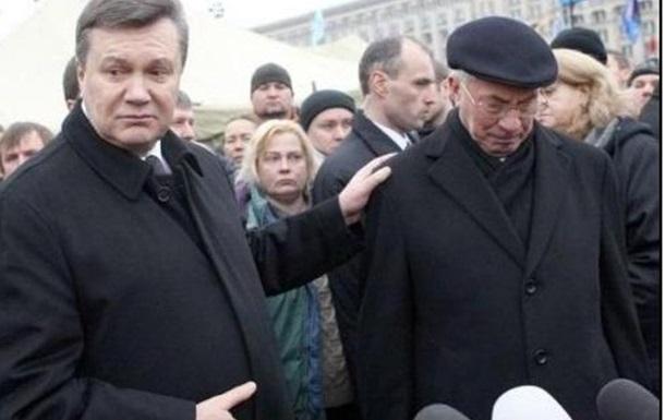 Выступление Януковича. Левая рука не знает о правой?