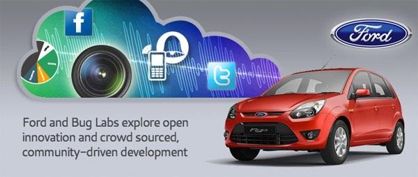 Ford намерен выпускать смартмобили.