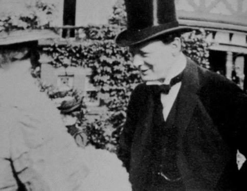 о том как Кожемякин отказал  украинскому  Черчиллю