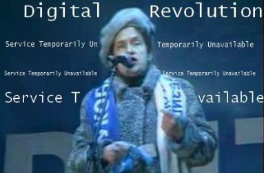 Оранжевые хакеры в американских валенках ломают голубые сайты