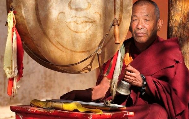 В Непале монахи Боднатх объявили о конце света в этом году