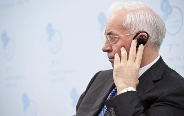 Про Азарова, апазицію і прогрес
