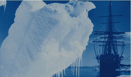 Тим часом в Антарктиці