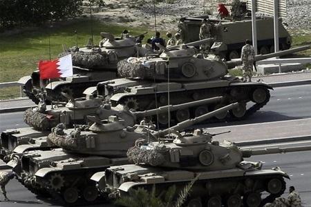 Эмир Катара Хамад бен Халифа призвал арабские страны направить солдат в Сирию