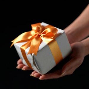 Лучший мой подарочек – это ...?