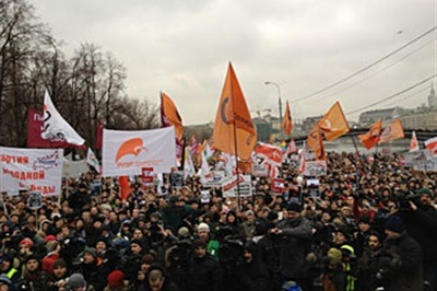 Выборы в России - начало конца?
