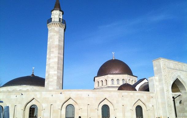 Перша мечеть у Києві