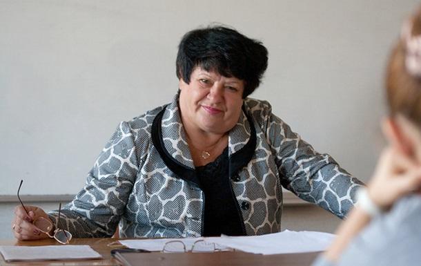 Жінка-феєрія Катерина Серажим