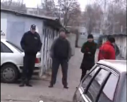 Открытое письмо членов харьковского гаражного кооператива  Простор